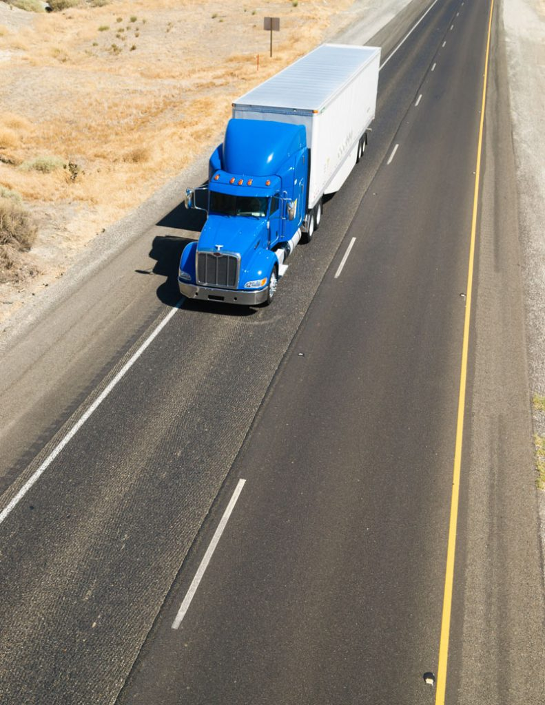 Servicios de logística internacional y transporte de carga